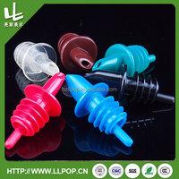 PVC bottle pourer plastic material bottle pourer wine pouer