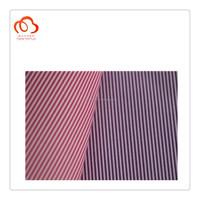 t60/c40 twill Yarn dyed stripe shirt fabric