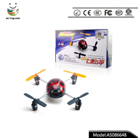 cute insect toys 2.4G mini RC flying drone toy