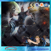 2015 Hot Sale Entertainment and Interactive 5D Cinema For Sale/ 7D Cinema