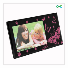 custom international classic arts glass frame for sister photo
