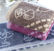 alibaba wholesale 100% cotton dog jacquard face towel on sale