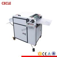 SGUV-480 manual UV pe coating machine