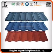 Factory directly wholesale sheet metal roofing, high quality sheet metal roofing for sale