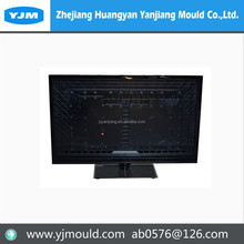LED TV back cover injection plastic moulding machine and products
