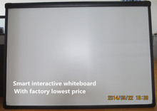 82inch can OEM not portable interactive whiteboard at lowest price