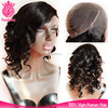 short pineapple wave natural color lace front wig, short wigs for black women