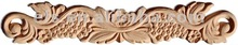 New design wooden carvings grape clusters and flowers (EFS-A-T439)