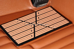 left hand drive 4D luxury whole-covering Leather car mat 5d leather and pvc car floor mat design high quality car mat