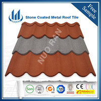 famous roofing structure metal tiles