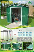 2015 new product used storage shed sale for tools HX81121