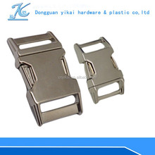 "1"" inch paracord bracelet buckle,metal lanyard buckle for bag straps"