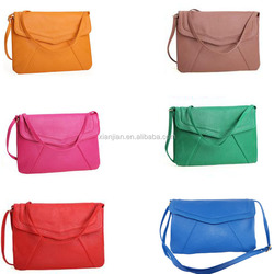 2015 Hot Sell Cheap Envelope Cross Body Sling Small Mini Clutch Bags (LCHAML48)
