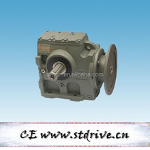 STdrive Brand S series helical worm gearbox/speed reducer/geared motor
