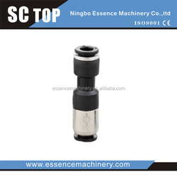 Durable security stop fittings SPU 0800 stop fittings,pneumatic pipe fitting