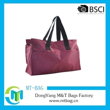 Fast Delivery cotton travel bag
