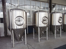 200L red copper brewery equipment for setup brewpub