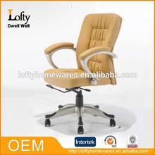 modern dinner chair with headrest