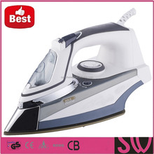 Steam/spray/burst/self-clean function SW-7106 steam iron
