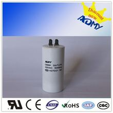 Latest hot selling!! originality motor capacitor 450v 12uf 5uf from direct factory