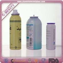 aerosol tin can, flying snow spray bottle