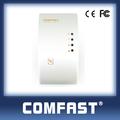 COMFAST CF-WR500N 300Mbps 802.11 b / g / n Point d'accès avec le bouton WPS US UK UE prise répéteur sans fil et Range Extender