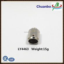 Metal bell for handbag accessories /eardrops for handbags/ retro bell stoppers for bags