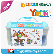 JM022459 yirun diy toys diy magnetic puzzle cube easter egg