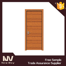 cheap interior french solid wooden doors for sale