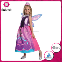Best Sale medieval costume mary poppins girls party dresses