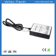 Wiiki-tech Car usb Adapter New Design For Fiat Honda Acura GL1800,Car Audio Interface