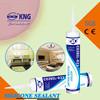 COJSIL-021 alumimun tube packing silicone acetoxy sealant for DIY