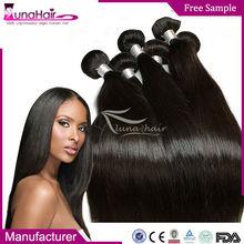 GuangZhou human hair factory wholesale best brazilian hair extension