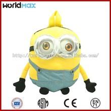 High quality Minion stuffed plush toy MI1061
