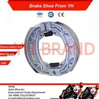 Manufacturer motorcycle cg125 brake shoe,motorbike cd 70 brake shoe,top qfuality motorcycle cd70 brake shoe