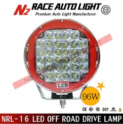 Super bright Hi power off road 9 inch led spot work lights for truck