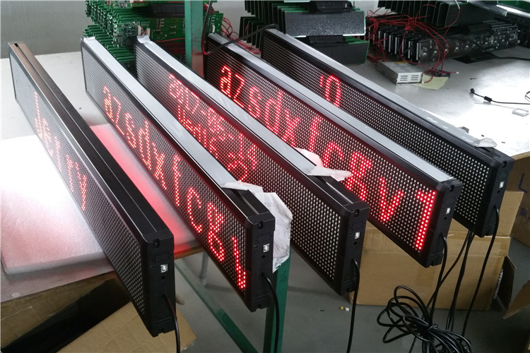 Double LED sign (6)