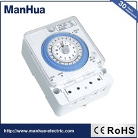 Imports From China To Pakistan AC220V 10A Time Switch 24H Timer