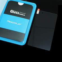 Factory Price 0.33mm 2.5D 9H Tempered Glass For LG Nexus 7 II Glass Screen Protector With Mocolo Design Packaging