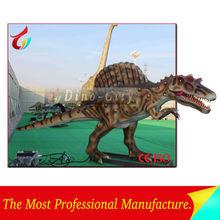 dinosaurios del parque