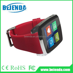 Bluetooth,FM Radio,MP3 Playback,Touch Screen Feature smart watch mobile phone