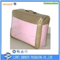 reusable Plastic Bag For blanket factory direct sale storage bag buggy bag