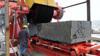 Patent product 80 blades large granite cutting machine assembly line natural stone splitting machine