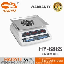 economic OEM digit electronic acs counting scale with high precision load cell
