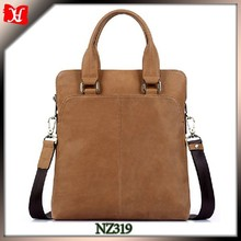 vegetable leather satchel bag for businessmen wedding souvenirs handbag vegetable carry bag