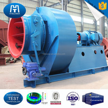 Centrifugal Fan Type and Q235/Q345/SS304 Blade Material high temperature exhaust blower