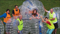 wonderful foot ball human sized bubble ball for football