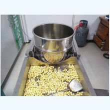 Fully Automatic Industrial industrial popcorn maker