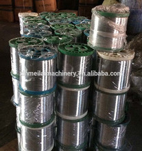 galvanized wire coil or spool packing pictures for sale,hot sale 2015 new products