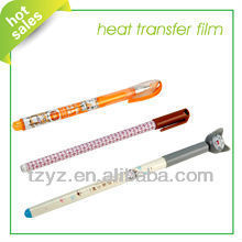 Taizhou Manufacture of Heat Transfer Film for Ball-Point Pen